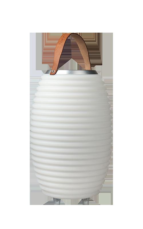 The.Lampion Color 35 van Nikki.Amsterdam - Multicolor Bluetooth Speaker Lamp & Wijnkoeler