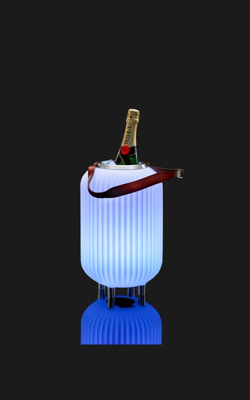 the-lampion-wijnkoeler-bluetooth-speaker-nikki-amsterdam-multicolor-aluminium-feet-size
