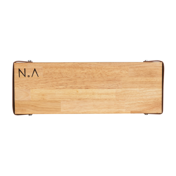 The.Board Rubberwood serveerplank, decoratieplank, snijplank, tapas of kaasplank van Nikki.Amsterdam