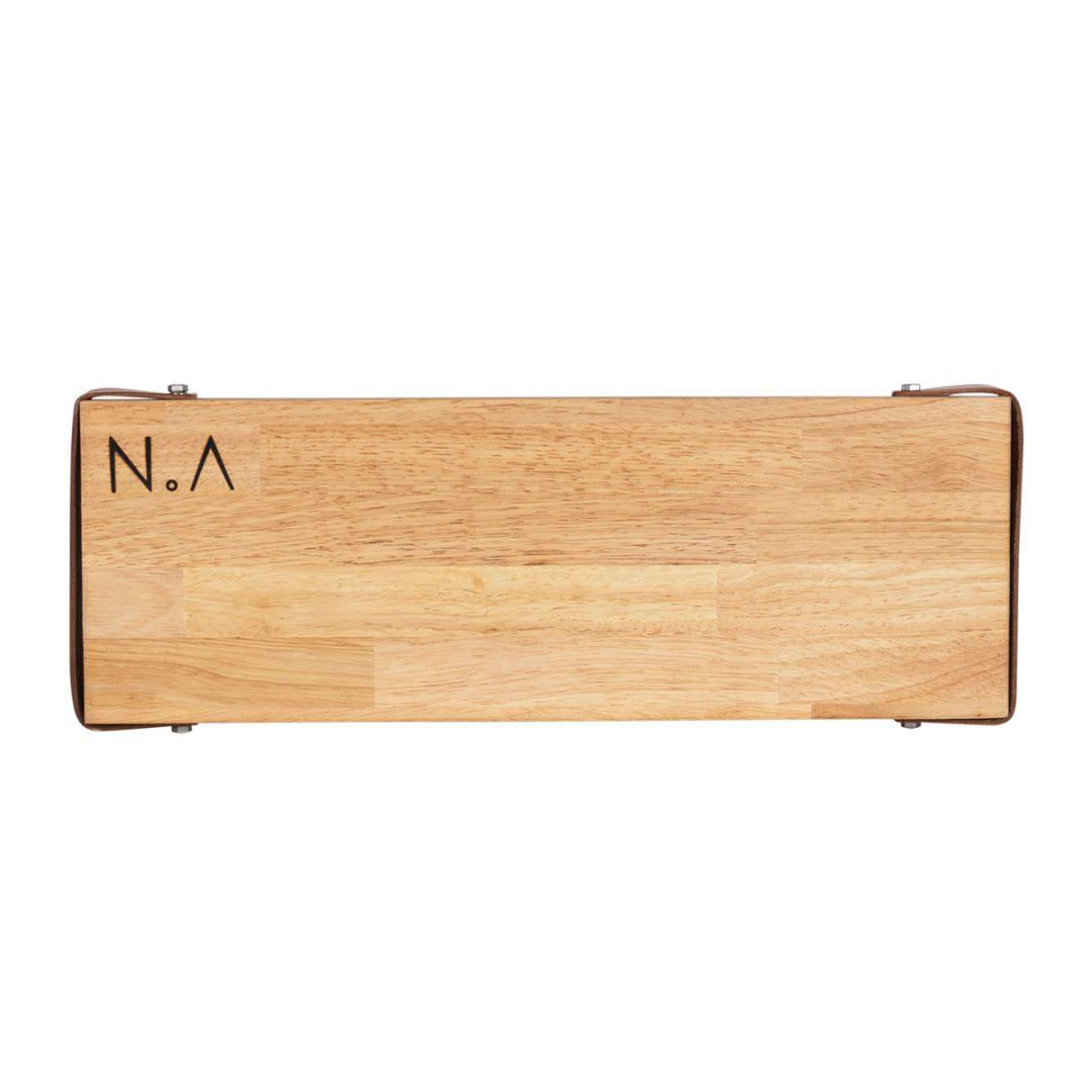 The.Board Rubberwood S Houten Serveerplank